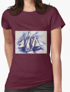 Sail Movements Womens Fitted T-Shirt