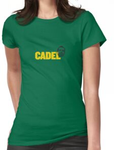 Cadel Evans Womens Fitted T-Shirt