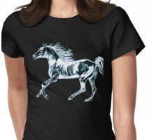 Arab Horse  T SHIRT/STICKER/BABY GROW Womens Fitted T-Shirt