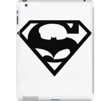 Bat v Super Mans iPad Case/Skin