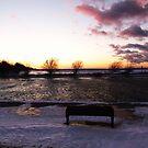 Winter Storm - Port Dahlousie Sunset by IdaKnight