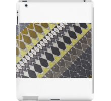 Etno design 6 iPad Case/Skin