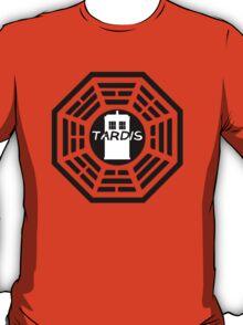 Dharma TARDIS Logo T-Shirt