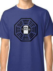Dharma TARDIS Logo Classic T-Shirt