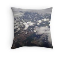 Flying part 4 Throw Pillow