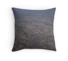 Flying part 7 Throw Pillow