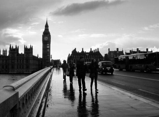 Westminster Bridge by Maria Murphy