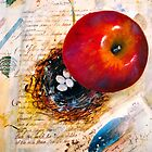 I Sent an Apple to my Love... by  Janis Zroback
