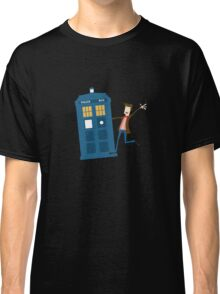 Doctor and The Tardis Classic T-Shirt