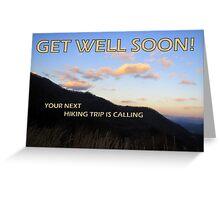 GET WELL SOON, MY FRIEND! Greeting Card