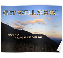 GET WELL SOON, MY FRIEND! Poster