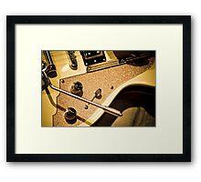 Duesenberg Hardware Framed Print
