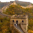 The Great Wall Series - at Mutianyu #12 by © Hany G. Jadaa © Prince John Photography