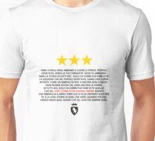 Juve storia di un grande amore Unisex T-Shirt