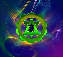 Heart Chakra by saleire