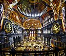 Hagia Sophia by Ted Byrne