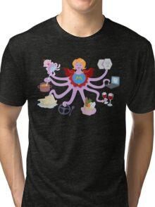 Super Mom Tri-blend T-Shirt