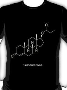 Testosterone molecule T-Shirt