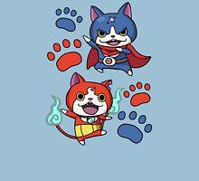 Jibanyan and Fuyunyan Unisex T-Shirt