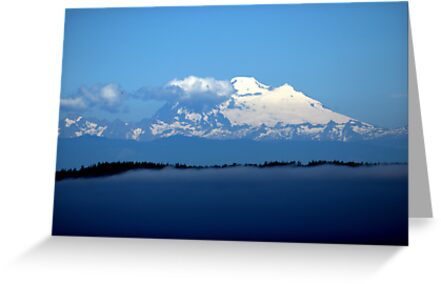 """Mount Baker"" by Lynn Bawden"