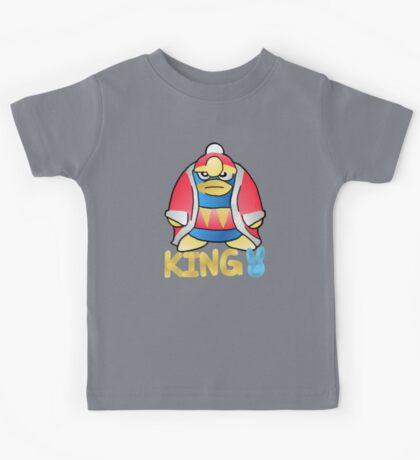 Kirby - I am King DeDeDe Kids Tee