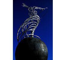 Statue of Harmony Photographic Print