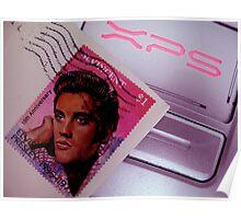 Remembering Elvis Poster