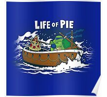Life of Pie B Poster