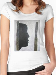 Creative Resolution Women's Fitted Scoop T-Shirt