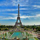 Portrait of Paris by Lanis Rossi
