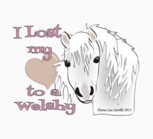 I lost my heart to a Welshy by Diana-Lee Saville