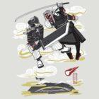 Final Samurai VII by Glen O'Neill