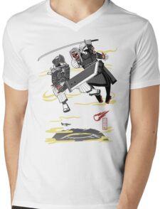 Final Samurai VII Mens V-Neck T-Shirt