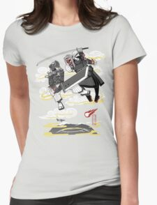 Final Samurai VII Womens Fitted T-Shirt