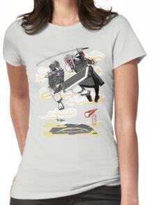 Final Samurai VII Womens Fitted T-Shirt