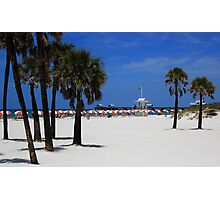 Clearwater White Sands Photographic Print