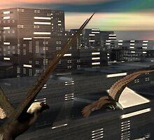 Native Sea Eagles by XadrikXu