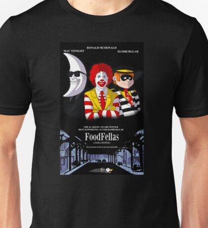 Foodfellas Unisex T-Shirt