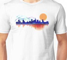 Colorful City Unisex T-Shirt