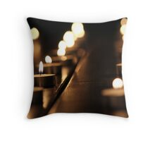 ~ this little light of mine ~ Throw Pillow