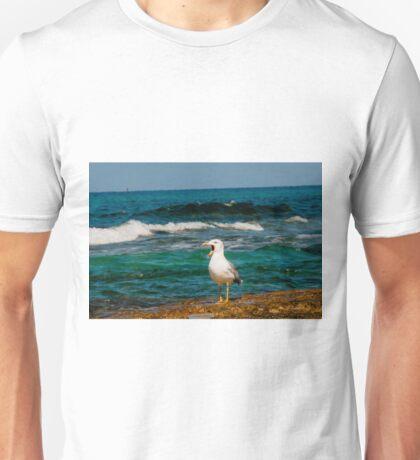 Call seagull Unisex T-Shirt