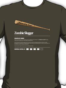Zombie Weapons - Baseball Bat T-Shirt