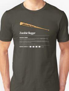 Zombie Weapons - Baseball Bat Unisex T-Shirt
