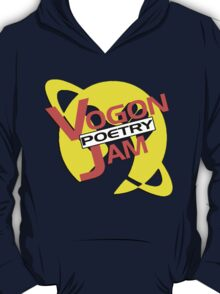 Vogon Poetry Jam (just logo) T-Shirt