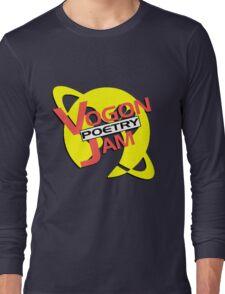 Vogon Poetry Jam (just logo) Long Sleeve T-Shirt