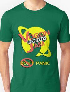 Vogon Poetry Jam Unisex T-Shirt