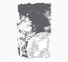 Moonlit Ravens Unisex T-Shirt