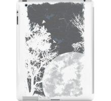 Moonlit Ravens iPad Case/Skin