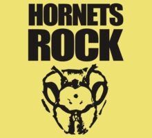 Hornets Rock by jezkemp