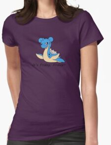 Friday Lapras Womens Fitted T-Shirt